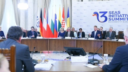 3 Seas Initiative Bucharest - 18 Sep 2018 192